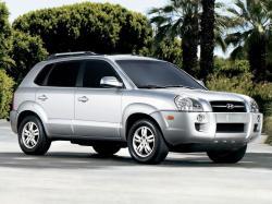 Hyundai Tucson JM SUV