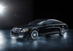 Maybach 57 Coupe