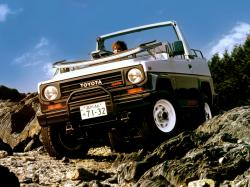 丰田 Blizzard LD20 Open Off-Road Vehicle