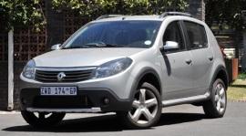 Renault Sandero Stepway I Hatchback