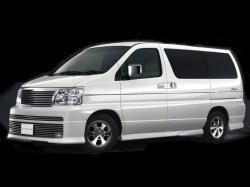 Nissan Elgrand I (E50) MPV