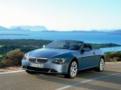 BMW 6 Series II (E63/E64) Convertible