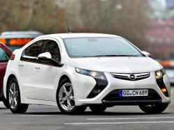 Opel Ampera wheels and tires specs icon