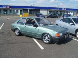 Ford Escort IV Hatchback