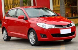 Chery Very I Hatchback