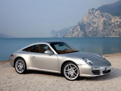 Porsche 911 VI (997) Targa