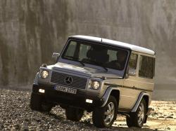 Mercedes-Benz G-Class II (W463) Closed Off-Road Vehicle