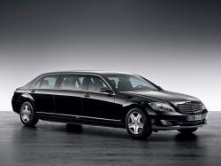 Mercedes-Benz S-Class V (W221) Special Design