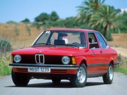 BMW 3 Series I (E21) Saloon