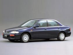 Mazda Familia VII (BH) Saloon