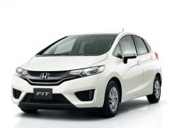 Honda Fit III Hatchback