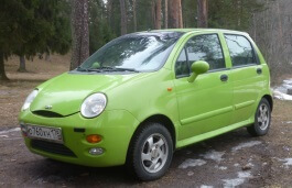 Chery Sweet Hatchback