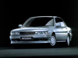 Mitsubishi Galant VI Saloon