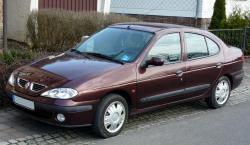 Renault Megane I Saloon
