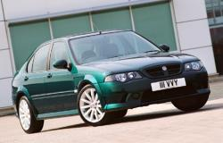 MG ZS  Hatchback