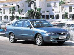 Mazda 626 V (GF) Hatchback