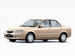 Mazda Familia VIII (BJ) Saloon