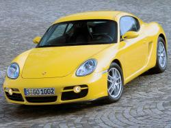 Porsche Cayman picture (2005 year model)