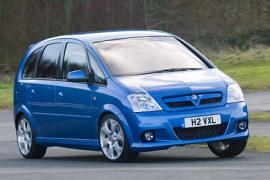 Vauxhall Meriva A MPV