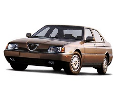 Alfa Romeo 164 wheels and tires specs icon