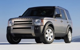 Land Rover LR3 I Closed Off-Road Vehicle