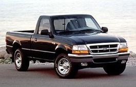 Ford Ranger II Facelift Pickup Regular Cab