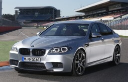 opony do BMW M5 V [2011 .. 2013] Saloon (F10)