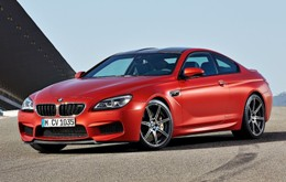 BMW M6 (F06/F12/F13) (F12) Coupe