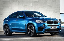 BMW X6 M II Closed Off-Road Vehicle