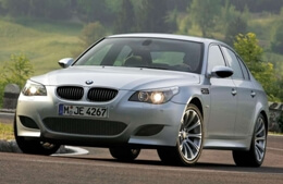 opony do BMW M5 IV [2004 .. 2010] Saloon (E60)