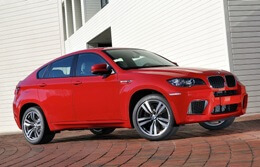 BMW X6 M I Closed Off-Road Vehicle