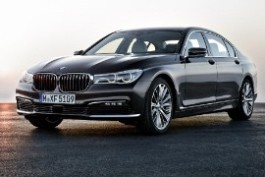 BMW 7 Series VI (G11/G12) Saloon