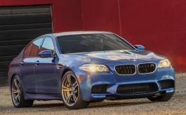 opony do BMW M5 V Facelift [2013 .. 2017] Saloon (F10)