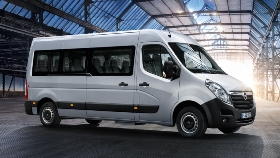 Opel Movano B Bus