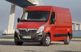 Opel Movano B Van