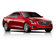 Cadillac ATS I Coupe