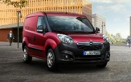 Opel Combo D Box