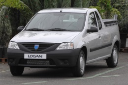 Dacia Logan I Facelift Pickup