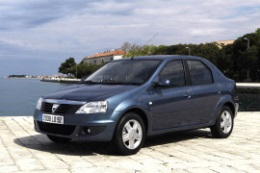 Dacia Logan I Facelift Седан