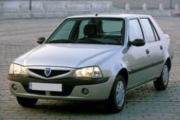 Dacia Solenza wheels and tires specs icon