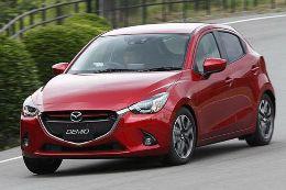 Mazda Demio IV (DJ) Hatchback
