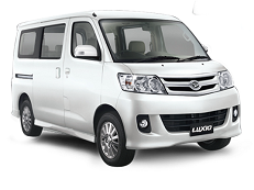 Daihatsu Luxio wheels and tires specs icon