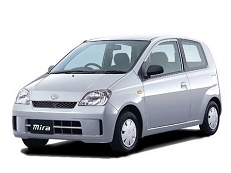 Daihatsu Mira L250 Hatchback
