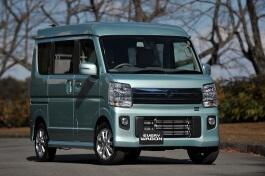 Suzuki Every Wagon VI MPV
