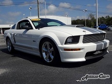 Ford Mustang Shelby GT350 II Coupe