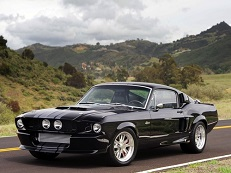 Ford Mustang Shelby GT500 I Coupe