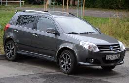 Geely MK I Restyling Hatchback