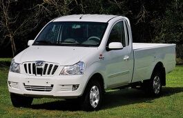 Mahindra Genio Pickup Single Cab
