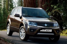 Suzuki Grand Nomade III Restyling Closed Off-Road Vehicle