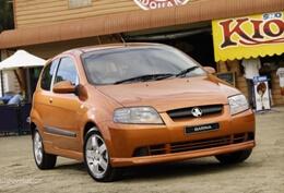 Holden Barina V (TK) Hatchback
